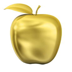 Golden Apple Award - Author/Illustrator Award