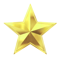 PNGPIX-COM-Gold-Star-PNG-Transparent-Image